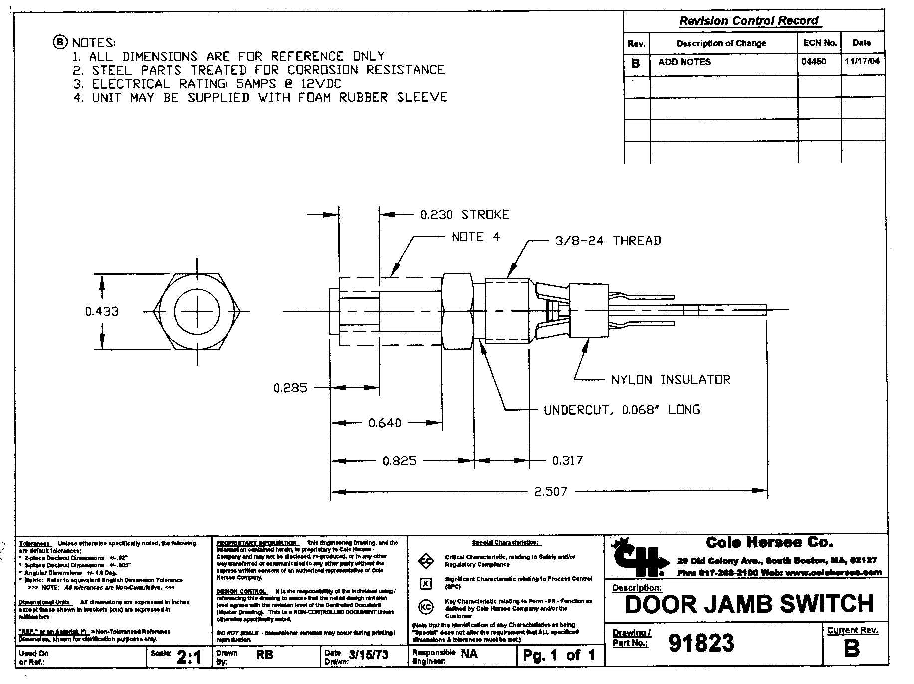 44009 cole hersee 91823 momentary grounded push button door jamb switch door jamb switch wiring diagram at suagrazia.org