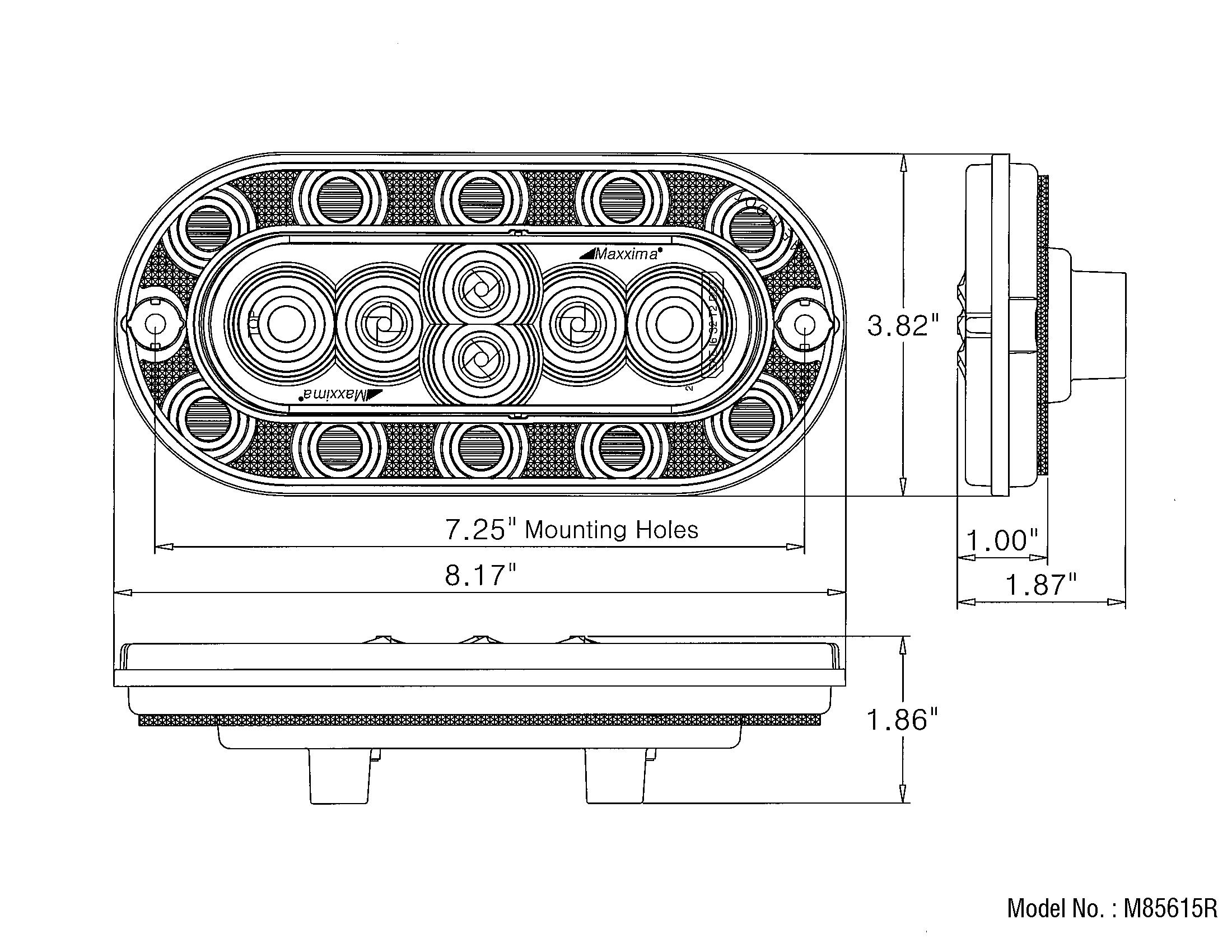 Maxxima Light Wiring Diagram : Fascinating maxxima led tail lights wiring diagram