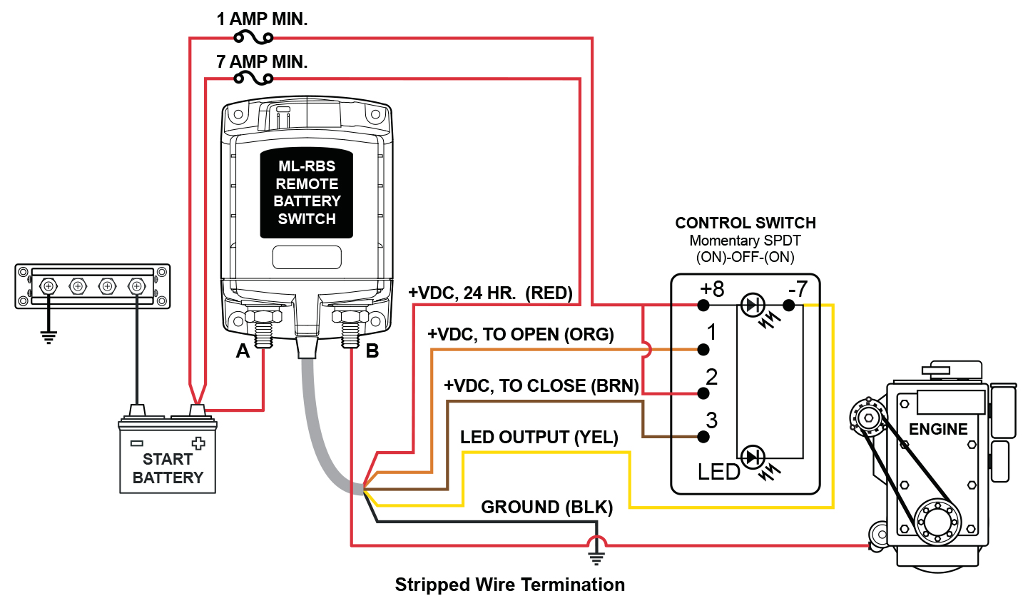 Wirediagram on 3 battery boat wiring diagram