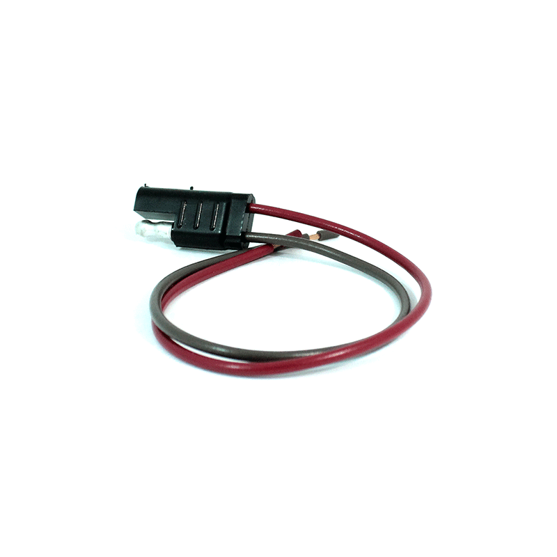 Male Molded Connector