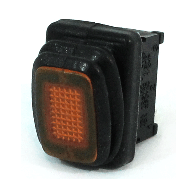 Led Rocker Switch With Legend Rectangle Rocker Switches Switches