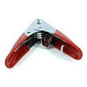 Battery Clamp Red