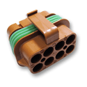 Brown Relay Connector