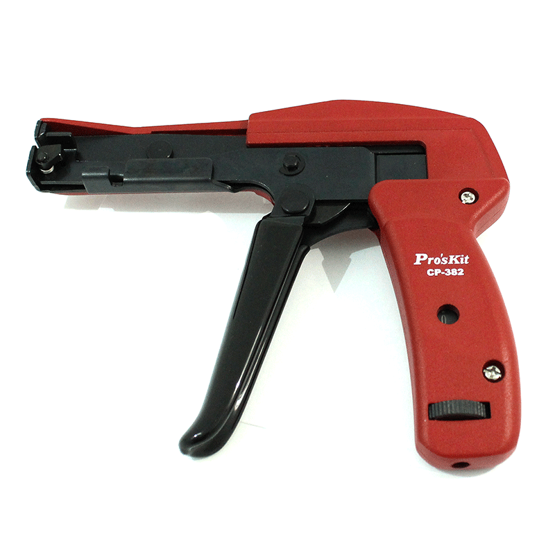 Zip Tie Gun >> Eclipse Tools Cp 382 Cable Tie Gun 3 32 11 32 Width Adjustable Tension