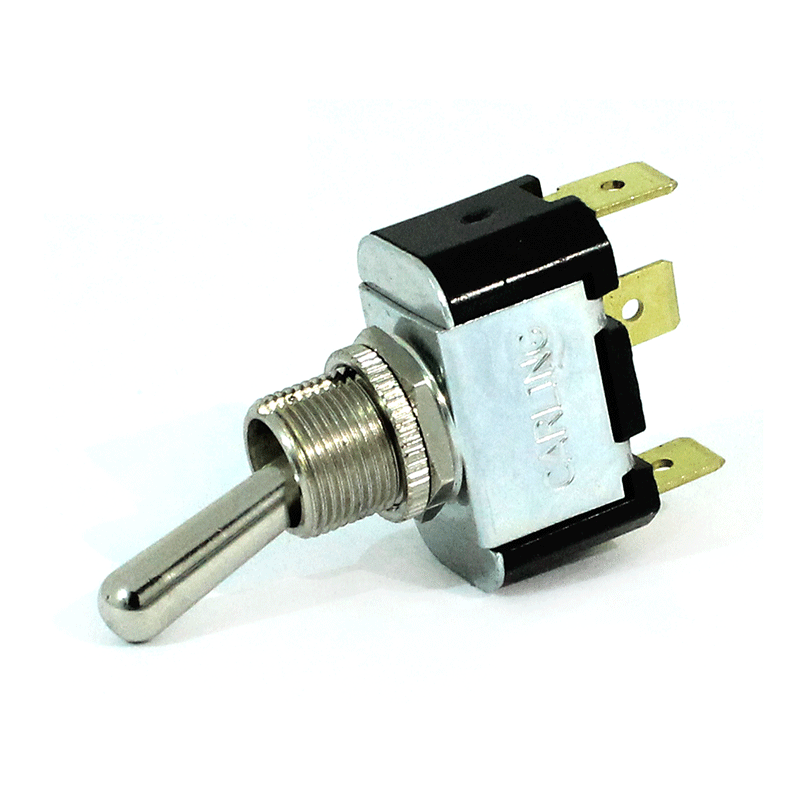 Metal Toggle Switch SPDT