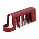 Red Busbar Cover